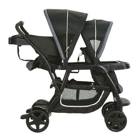 Graco® Ready2Grow™ Click Connect™ Stand and Ride Stroller ...