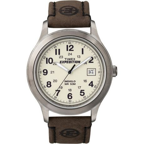 c10a88ecb Timex Expedition® Metal Field Mens Analogue Brown - image 1 of 1 ...