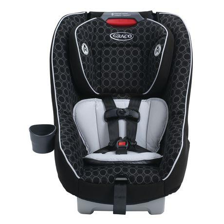 GracoR ContenderTM 65 Convertible Car Seat Black CarbonTM