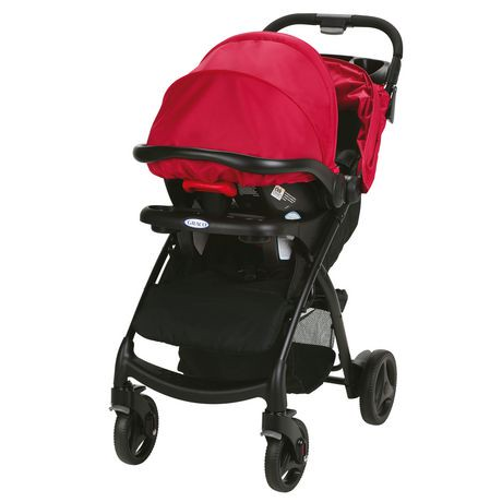 Graco 174 Verb Click Connect Travel System Spark Walmart Canada
