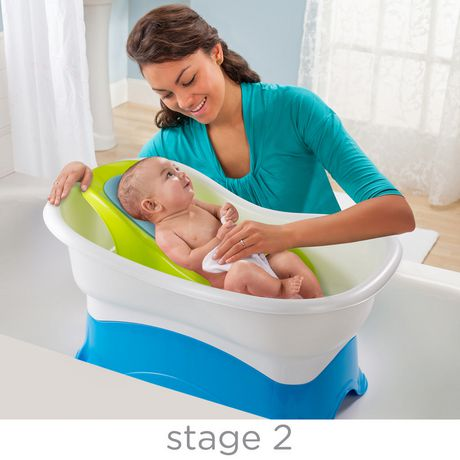 Summer Infant Right Height Bath Center Tub - image 4 of 6
