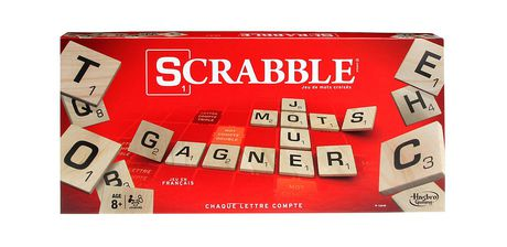 jeu scrabble en version fran aise. Black Bedroom Furniture Sets. Home Design Ideas