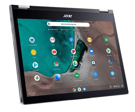 Acer Chromebook Spin 13 CP713-1WN-37V8, i3-8130U, 4GB LPDDR3, 128GB Flash - image 4 of 4