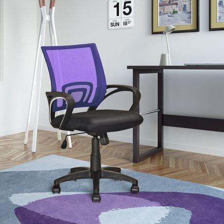 corliving workspace mesh back office chair walmart canada. Black Bedroom Furniture Sets. Home Design Ideas