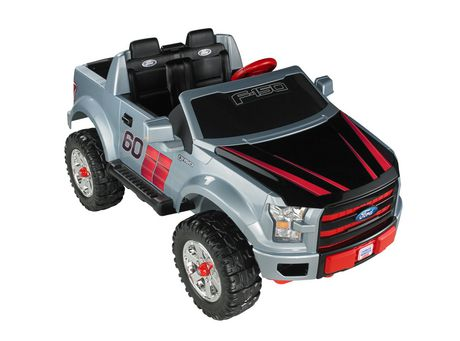 fisher price power wheels ford f150 extreme sport toy car. Black Bedroom Furniture Sets. Home Design Ideas