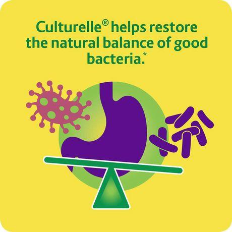 Culturelle Digestive Health Probiotic Lactobacillus Rhamnosus Gg (lgg) - image 5 of 7