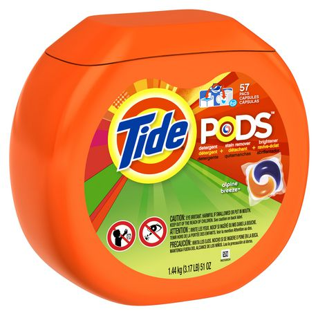 Tide PODS Laundry Detergent Mystic Forest Scent - image 1 of 3