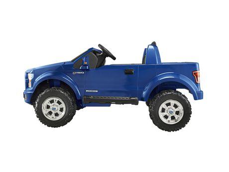 power wheels ford f150 blue ride on walmart canada. Black Bedroom Furniture Sets. Home Design Ideas