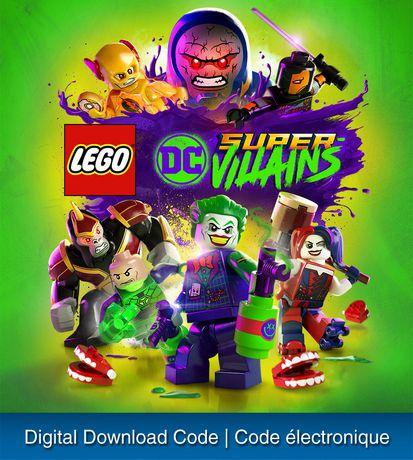 PS4 LEGO DC Supervillians [Download] - image 1 de 1