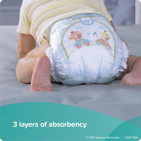 Pampers Baby Dry Diapers - Econo Plus BONUS Pack - image 4 of 7