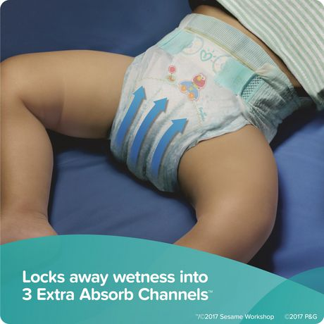 Pampers Baby Dry Diapers - Econo Plus BONUS Pack - image 3 of 7