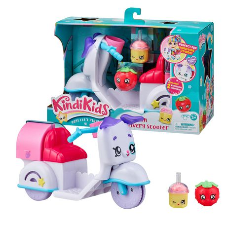 Kindi Kids™  Fun Delivery Scooter - image 1 of 9