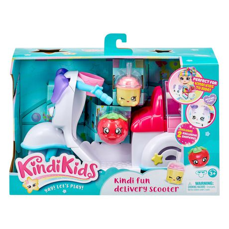 Kindi Kids™  Fun Delivery Scooter - image 3 of 9