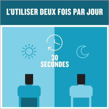 Listerine® Cool Mint™ Antiseptic Mouthwash - image 6 of 7