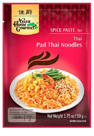 Pâte d'épices Asian Home Gourmet pour nouilles thaïlandaises - image 1 de 1