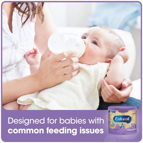 Enfamil A+ Gentlease® Baby Formula, Powder Refill - image 3 of 4