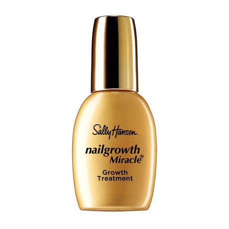 Traitement de croissance Nailgrowth Miracle de Sally Hansen - image 1 de 2