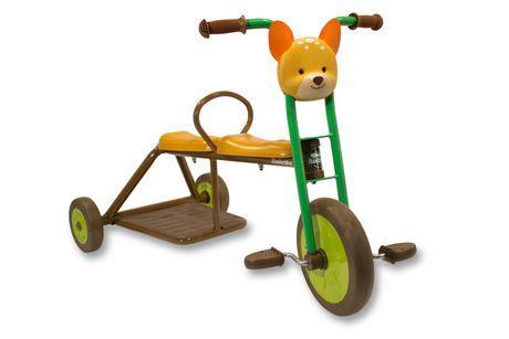 """Tricycle à 2 sièges chevreuil d"""" Italtrike - image 1 de 2"""