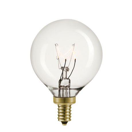 Ampoules incandescentes à DEL G12 E12 de Globe Electric de 5 W - image 1 de 1