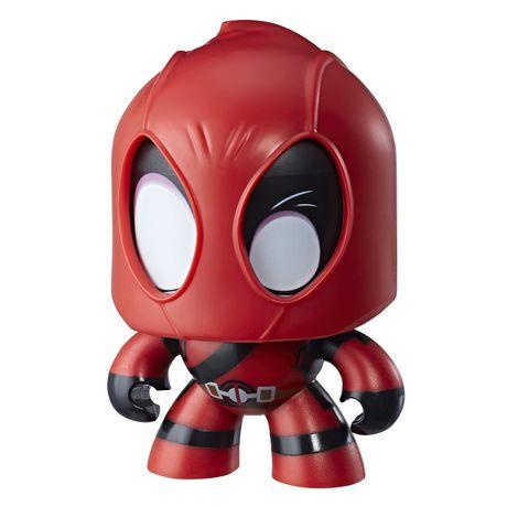 Marvel Mighty Muggs Deadpool no 6 - image 2 de 4