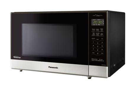 Panasonic Nnst676s With Genius And Inverter Technology