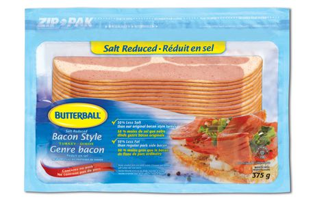 Butterball Salt Reduced Bacon Style Turkey - image 1 of 1