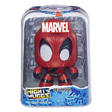 Marvel Mighty Muggs Deadpool no 6 - image 1 de 4