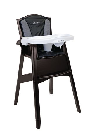 Eddie Bauer Wood High Chair   Night Blue   Image 1 Of 9 ...