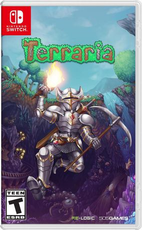 Terraria [Nintendo Switch] - image 1 of 6