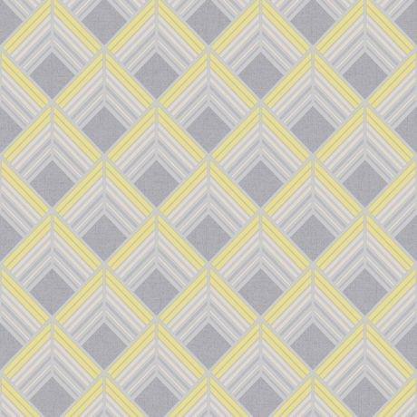 graham brown trifina geo jaune gris argent papier peint amovible walmart canada. Black Bedroom Furniture Sets. Home Design Ideas