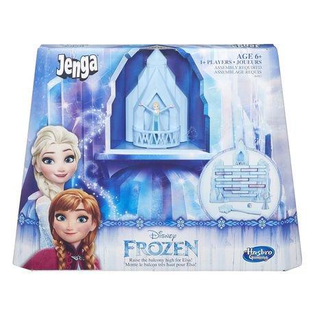Jenga jeu disney dition reine des neiges - Jeu reine des neiges en ligne ...