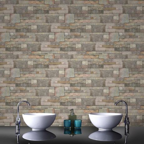 graham brown gr s taupe papier peint amovible walmart canada. Black Bedroom Furniture Sets. Home Design Ideas
