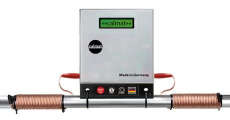 CALMAT Electronic Anti-Scale and Rust Water Treatment System - image 1 of 4