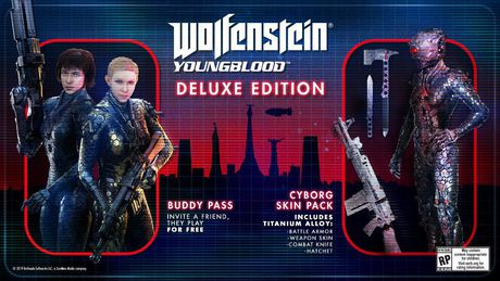 Wolfenstein: Youngblood Deluxe Edition (PC) - image 2 of 9