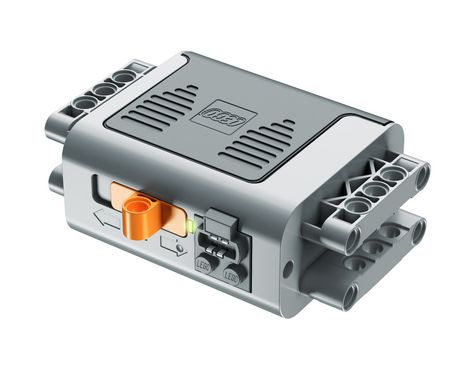 LEGO Functions - Power Functions Battery Box (8881) - image 1 of 1