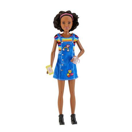 Barbie Babysitting Dolls & Coffee Accessories - Curls - image 2 of 9