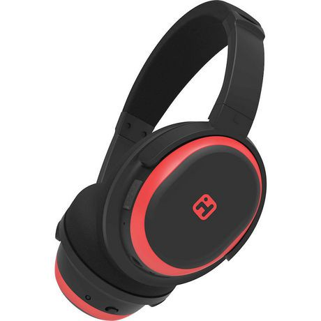 Ihome bt noise canceling headphones walmart canada for Le meuble headsets