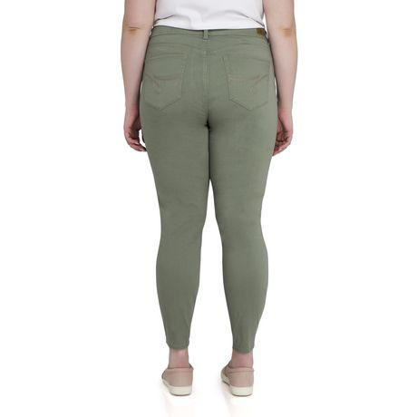 jordache jean skinny taille moyenne pour femme walmart. Black Bedroom Furniture Sets. Home Design Ideas
