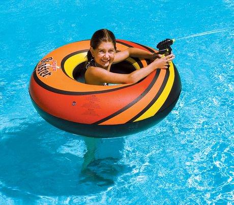 Jouet gonflable de piscine powerblaster de swimline - Jouet gonflable piscine ...