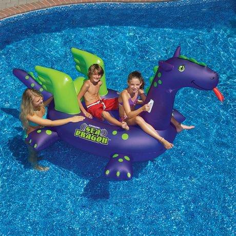 Swimline Sea-Saw Rocker Inflatable Pool Toy - 15210061