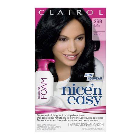 clairol nice n easy colour blend foam walmartca - Clairol Nice And Easy Colors