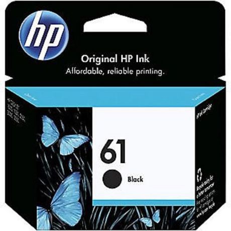 HP 61 Ink Cartridge - Black (CH561WN) | Walmart Canada ...