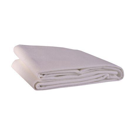 Feuilles imperméables DMI en flanelle, caoutchouc et flanelle - image 2 de 3
