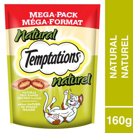 Whiskas Temptations Free Range Chicken Flavour Treats for Cats - image 1 of 1