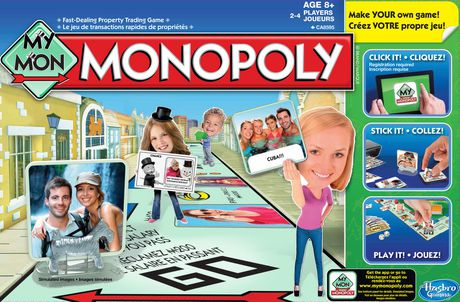 Hasbro Gaming My Monopoly - image 1 of 2
