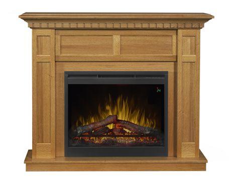 Cool Dimplex North America Contemporary Oak 5 118 Btu 51 Wide Download Free Architecture Designs Griteanizatbritishbridgeorg