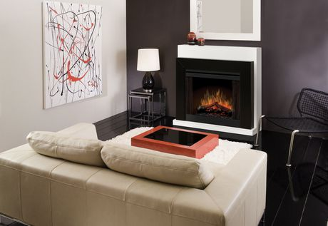 Strange Dimplex Ebony Fireplace With Thermostat And Three Stage Remote Control Home Interior And Landscaping Mentranervesignezvosmurscom
