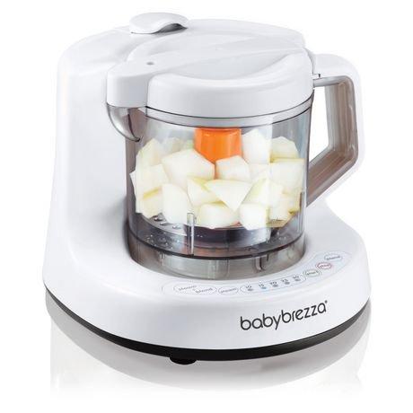 Baby Brezza One Step Baby Food Maker Walmart Canada