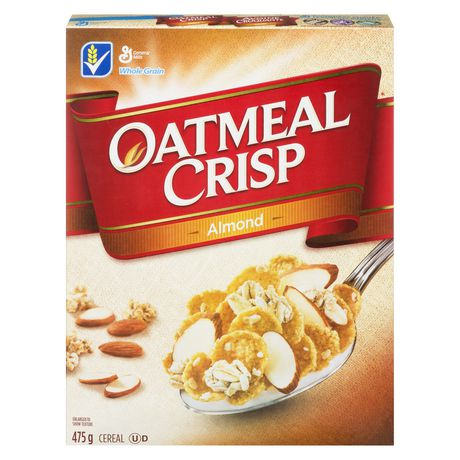 Oatmeal Crisp™ Almond Cereal - image 4 of 7