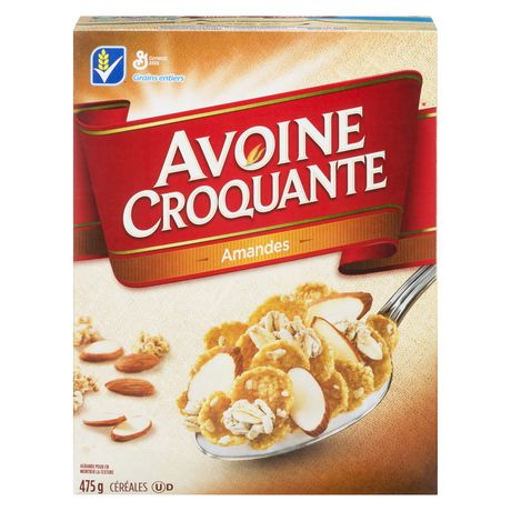 Oatmeal Crisp™ Almond Cereal - image 5 of 7